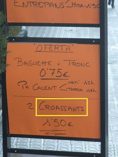 Croassant